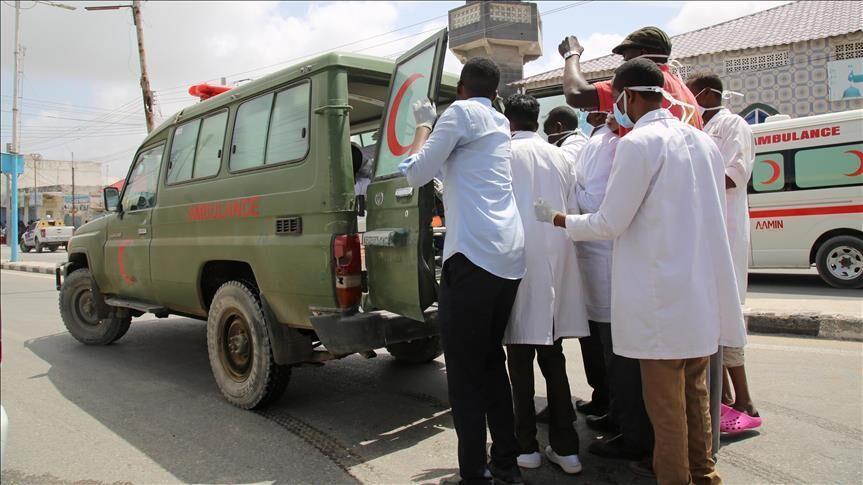 انفجار انتحاری مرگبار در پایتخت سومالی