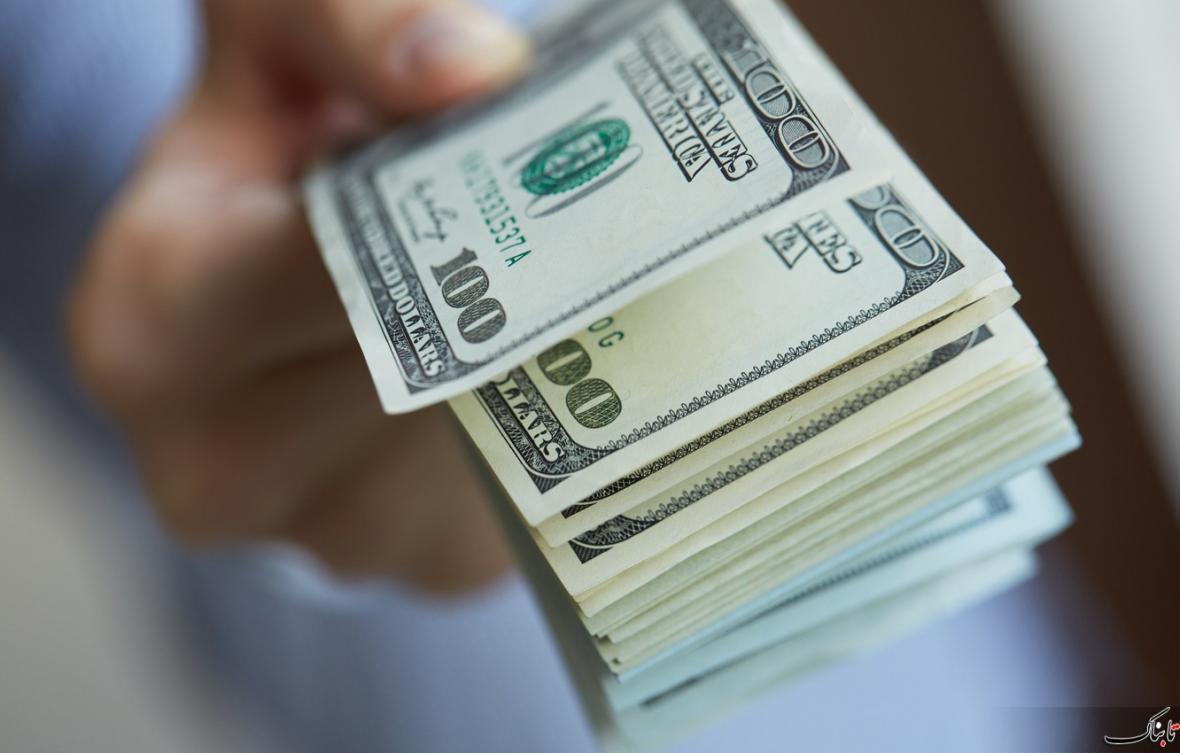قیمت دلار در بازار متشکل امروز دوشنبه 1399، 09، 03