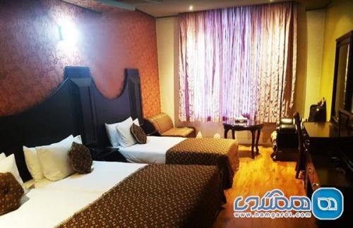 افزایش 25 درصدی تخت های اقامتی استان همدان