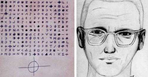 رمزگشایی از پیام قاتل سریالی پس از 51 سال