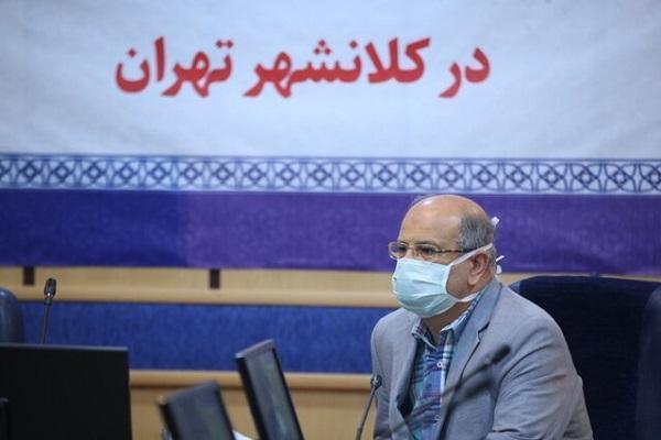 تهران همچنان در شرایط نارنجی، ضرورت حمایت بیشتر از صنوف آسیب دیده