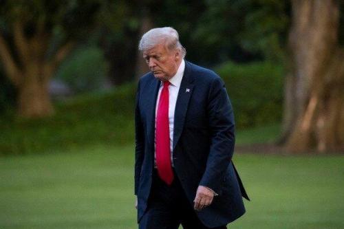 ترامپ شکست خود در انتخابات ریاست جمهوری 2020 آمریکا را پذیرفت