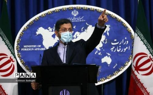 ایران گنجاندن نام انصارالله در فهرست گروه های تروریستی را محکوم کرد