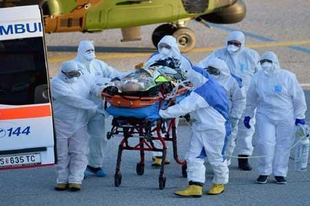 یک هشتم بهبودیافتگان کرونا فوت می کنند