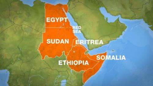 خبرنگاران سران سودان جنوبی، اتیوپی و اریتره اختلافات سه جانبه را آنالیز می نمایند