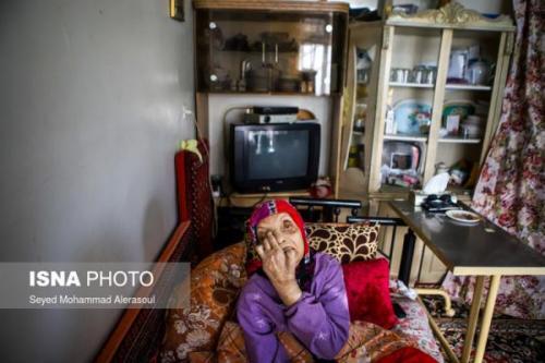 (تصاویر) شهرک جذامی ها در مشهد