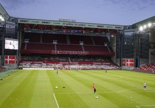 حضور 16 هزار نفری هواداران در دیدارهای یورو 2020 به میزبانی دانمارک