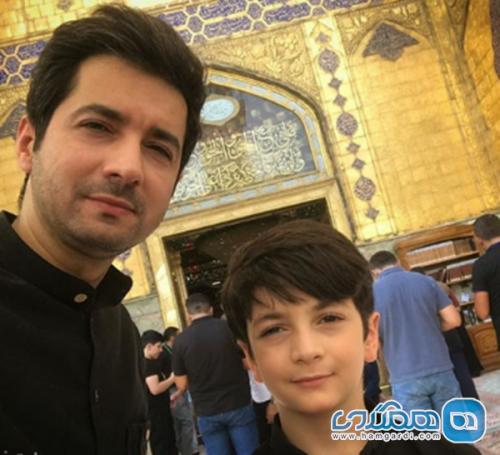 نجم الدین شریعتی و تجربه سالها مجری گری در تلویزیون