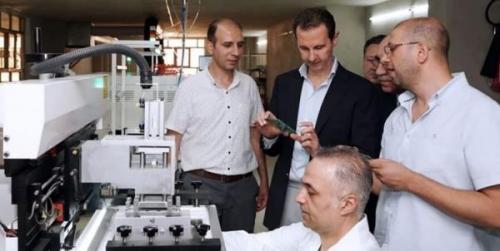 بشار اسد :سوریه از ظرفیت های واقعی برای غلبه بر محاصره برخوردار است