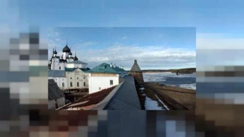مجمع الجزایرسالاویتسکی مقدس ترین عبادتگاه مسیحیان روسیه