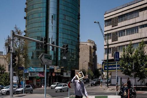 تداوم افزایش دمای هوای تهران، کیفیت هوای مرکز همچنان در شرایط مطلوب