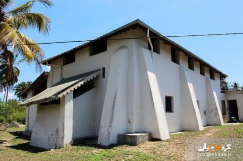 مسجد 900 ساله شیرازی ها در زنگبارِ آفریقا
